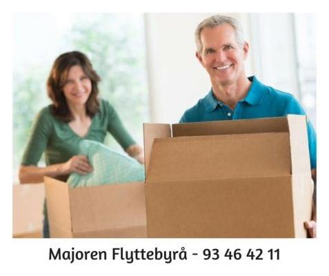 Moving company Oslo