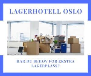 Leie lager Oslo