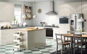 Kjøkkenmontering Oso