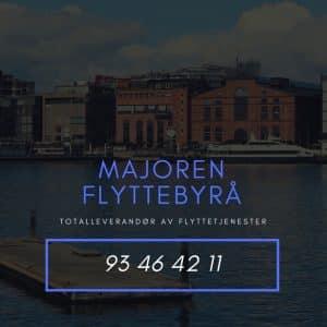 Slik finner du anbefalt flyttebyrå i Oslo