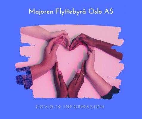 Informasjon-Korona-Flyttebyrå-Oslo